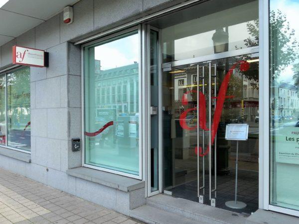 A Bruxelles, radio FLE à l'Alliance Française