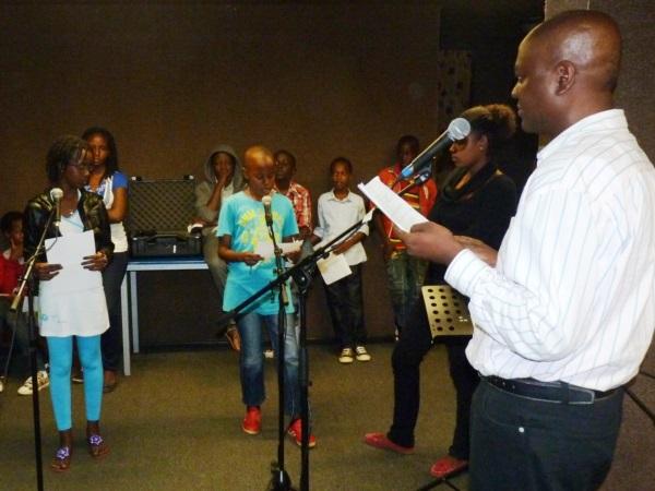 Au Rwanda, radio FLE à l'Institut Français
