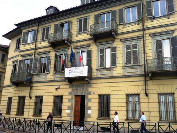 A Turin, formation webradio au lycée français