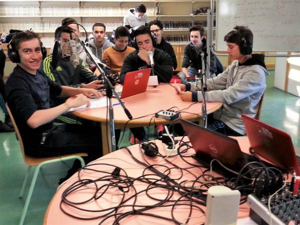 En lycée professionnel, la radio est une activité dynamisante