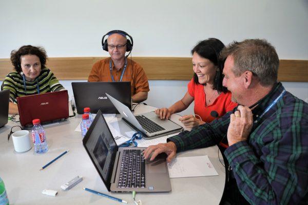 Master class webradio scolaire pour les enseignants