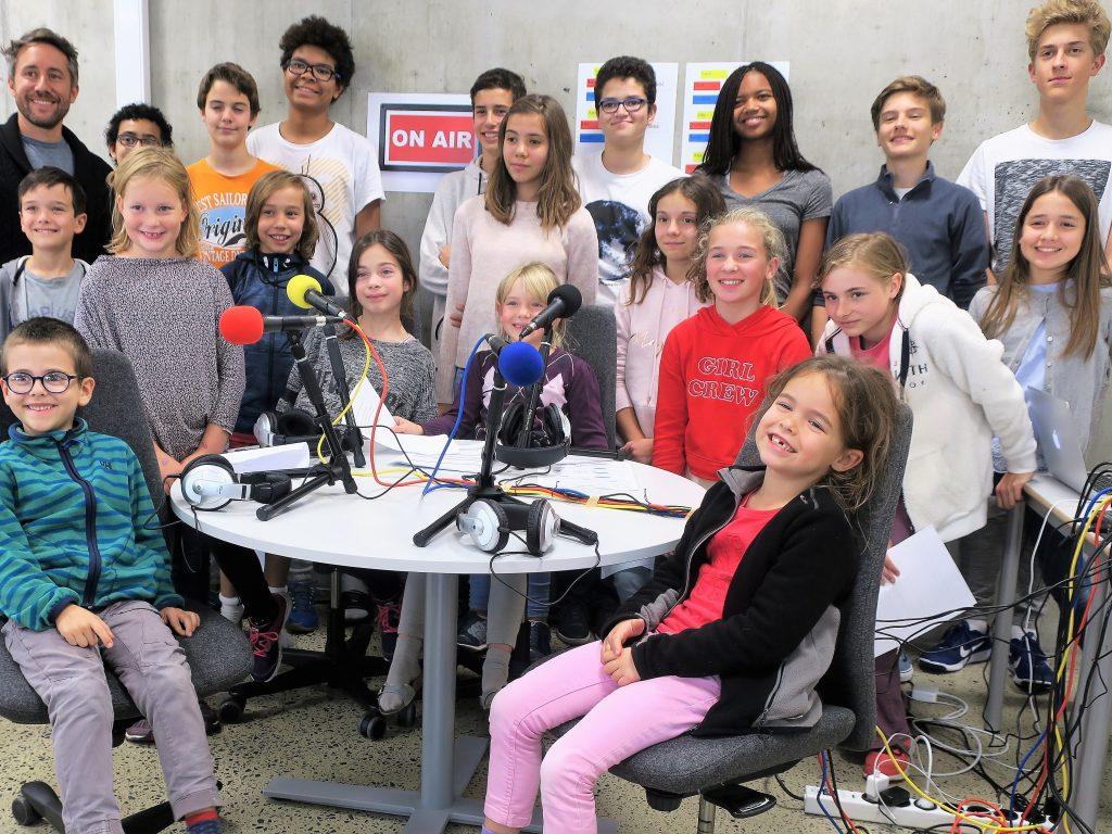 Webradios en Chine et en Norvège, après la Master class de Chantilly