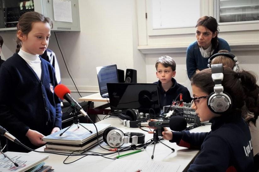 En Italie, à l'école française Victor Hugo de Florence