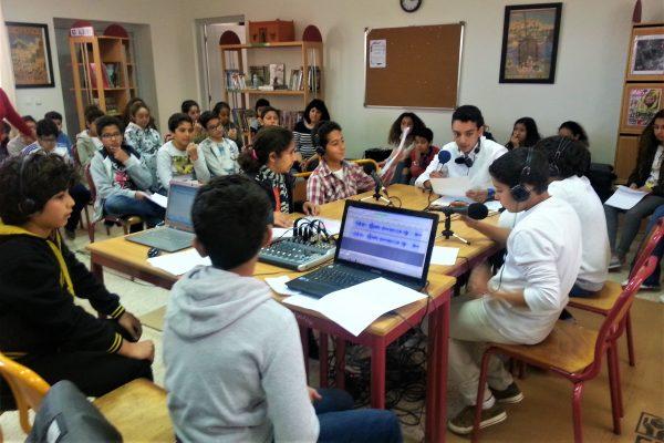 Webradio collège
