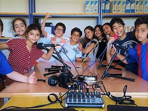Médiatiks récompense des établissements formés par l'atelier webradio