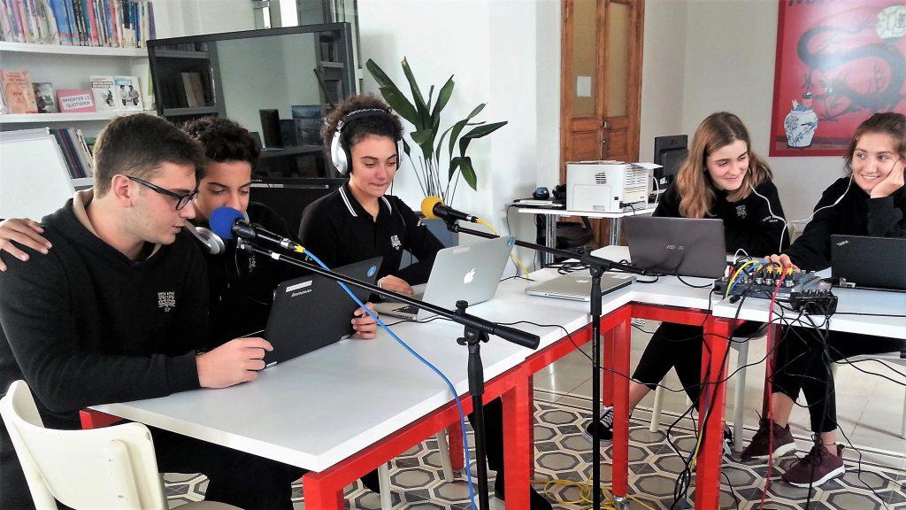 FLE webradio