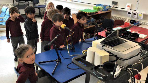 Emission en maternelle à Toronto