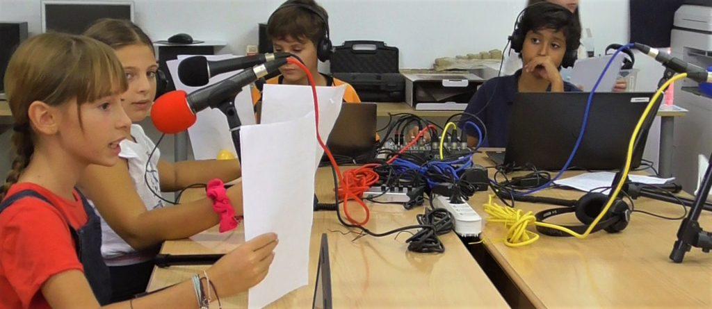 Radio en Primaire