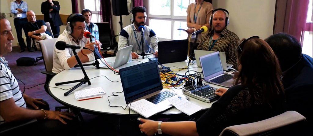 Webradio d'entreprise