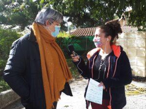 A la Ciotat, formation podcast pour des animateurs socioculturels