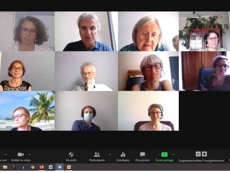 Université Lyon 3, formation podcast FLE, à distance, pour enseignants